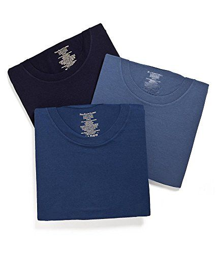 Polo Ralph Lauren Men Classic Fit Crew Neck 3-pack T-shirt (M, Navy/light blue/white) RALPH LAUREN http://www.amazon.com/gp/product/B000I2NBWE/ref=as_li_qf_sp_asin_il_tl?ie=UTF8&camp=1789&creative=9325&creativeASIN=B000I2NBWE&linkCode=as2&tag=ralphpolo-20&linkId=DA6FMEIU7WIUMHFD
