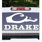 Back Window Decal   Drake Waterfowl