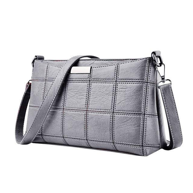 New Women Handbag Ladies Square Shoulder Tote Cross Body Bag Messenger Satchel