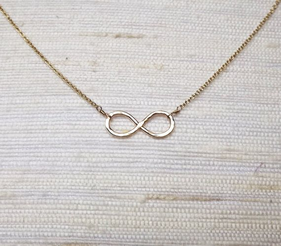 I'm really glad I found this.....Been looking for a simple necklace...I love the infinity symbol...Perfect!