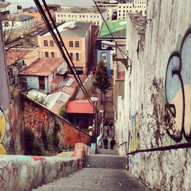 Valparaíso en Valparaíso