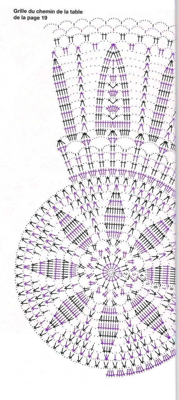. Салфетки овальные и удлинённые. Коллекция №11 - Все в ажуре... (вязание…