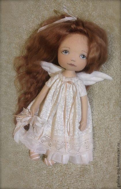 Коллекционные куклы ручной работы. Ярмарка Мастеров - ручная работа Ангелочек. Handmade.