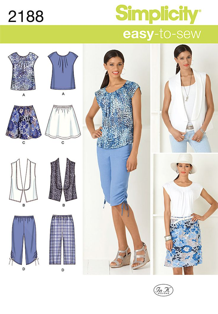 17 Best images about My Simplicity Pattern Stash on ...