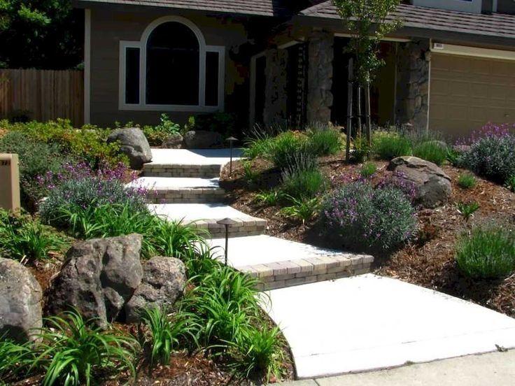 Mehr als 30 kreative Ideen für den Backyard Rock Garden
