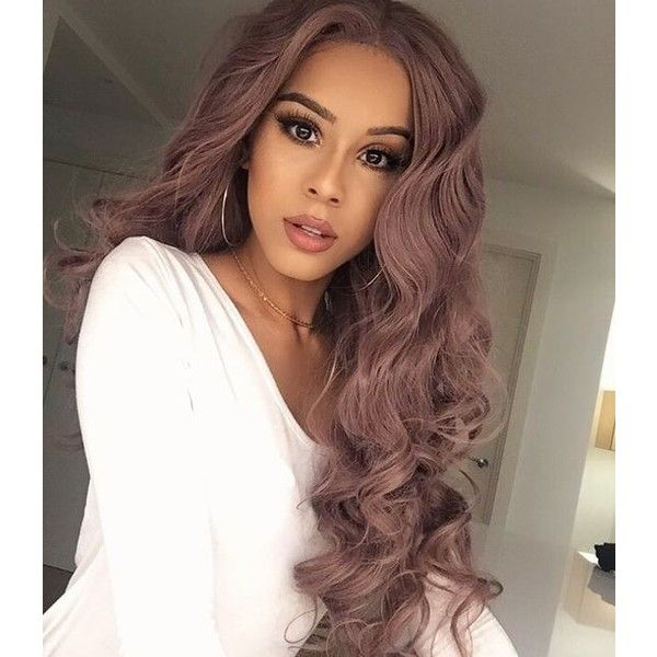 Hair coloring ❤ liked on Polyvore featuring beauty products, haircare and hair color
