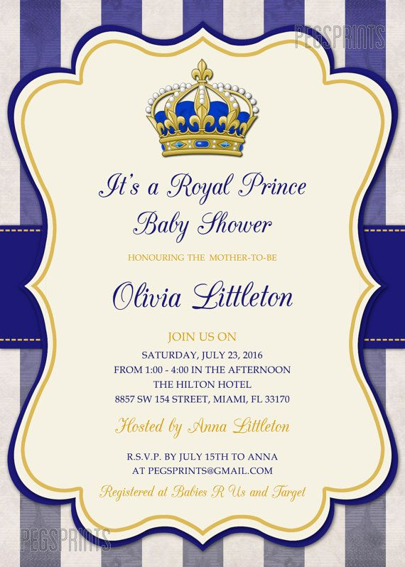 royal prince baby shower invitations little prince baby shower invitation printable royal baby shower invitation gold baby shower