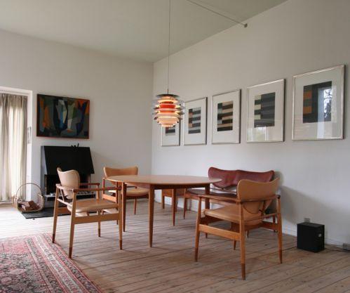 The North Elevation: Watch: House of Finn Juhl