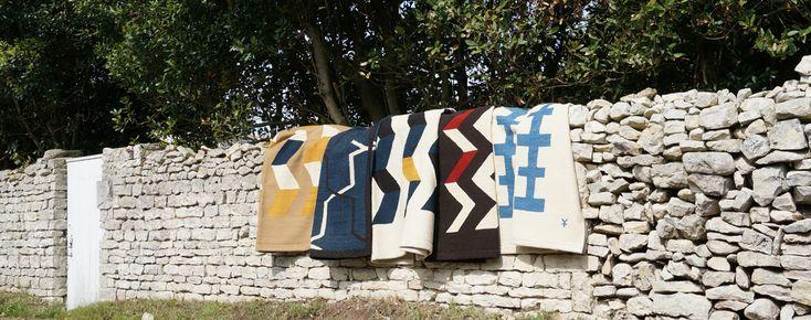El arte de tejer alfombras con Tarnoy. #alfombras #decoracion #lacasademiamiga