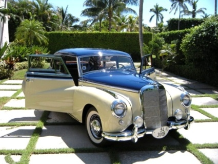 1954 mercedes benz 300b brought to you by house of