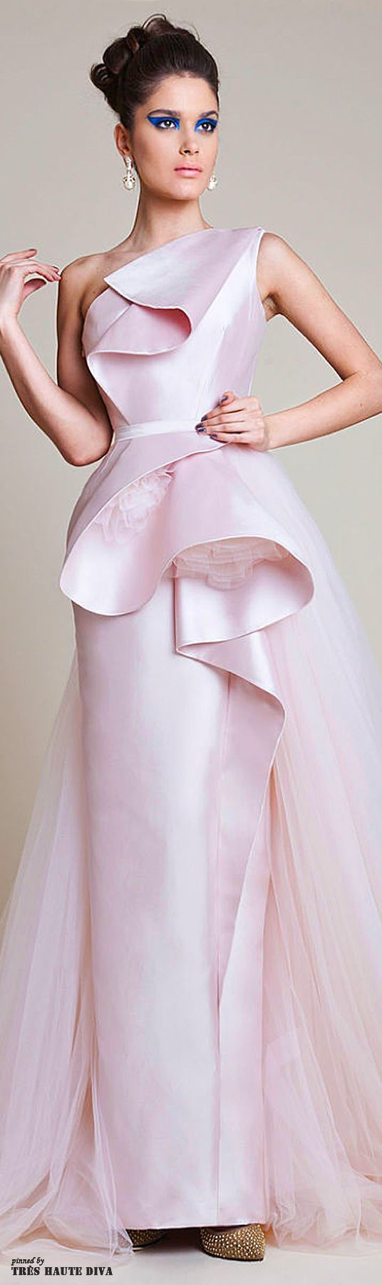 Azzi & Osta | Spring 2014 Couture