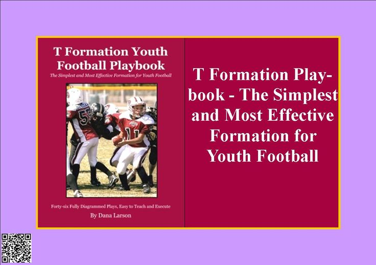 T Formation Playbook - The Simplest and Most Effective Formation for Youth Football http://183ed046qgiy1mafdh6h2yvmfn.hop.clickbank.net/?tid=ATKNP1023
