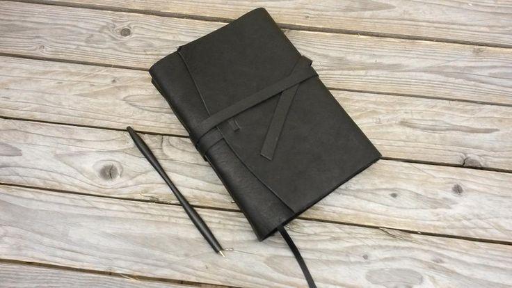Tagebuch+aus+Leder,+Lederbuch+Notizbuch++von+Handgearbeitete+Geschenkideen+aus+Leder+auf+DaWanda.com