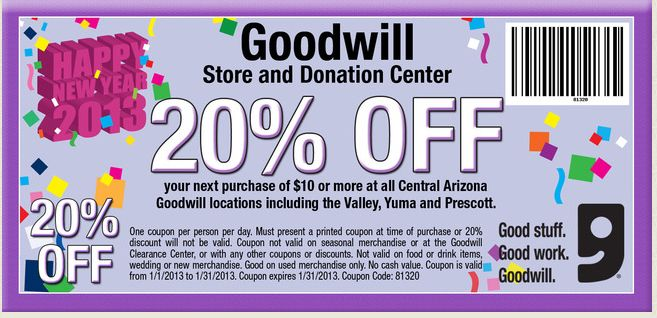 Goodwill books coupon code