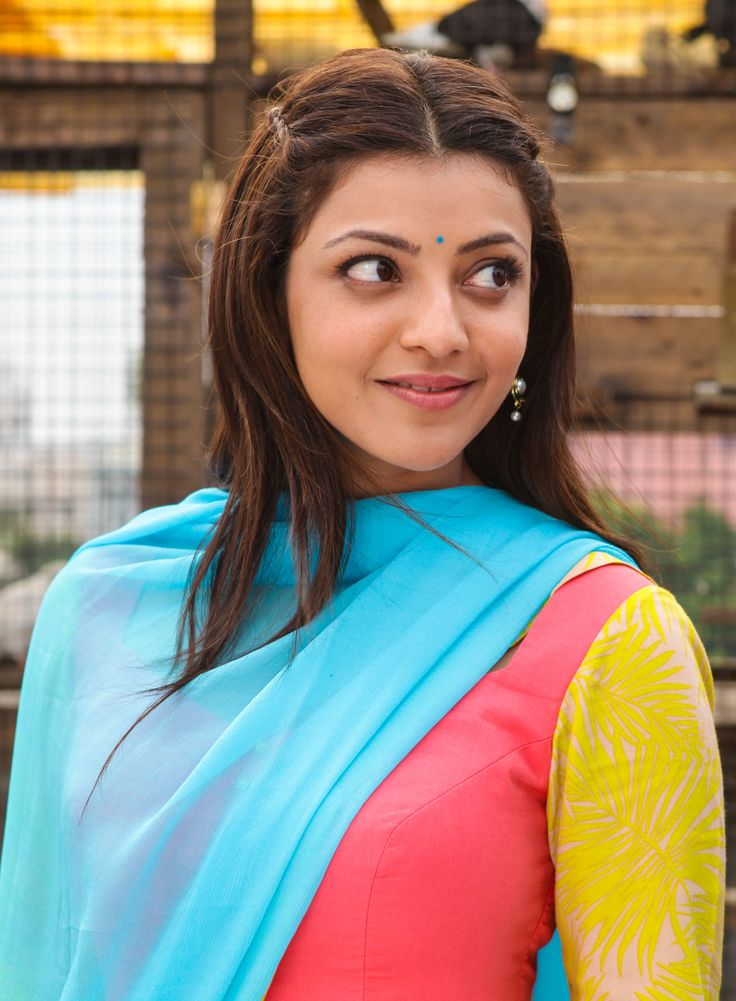 Kajal Aggarwal In Maari Movie  Indian Film Actress, Beautiful -6936