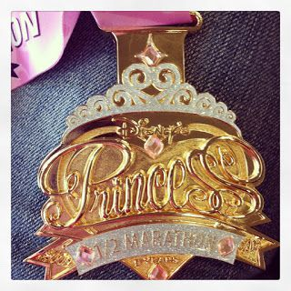 2013 Disney Princess half marathon race recap
