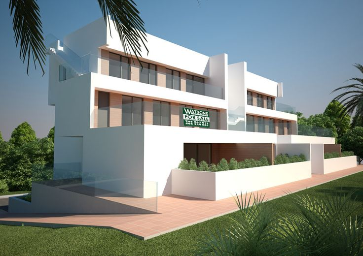 Property ref: 4012 New build beautiful West facing apartments with communal swimming pool for sale in VillaMartin.These moderm finish apartments offer terrace, livingroom/kitchen, 2 bedrooms, 2 bathrooms, pre-installaiton of air conditioning, parking and storage room optional, room and terrace measurements may vary depending on price. Option 1: white goods and air conditioning in the living room included. Option 2: white goods and spot lights in whole apartment. Close to sea. Price:139.000€