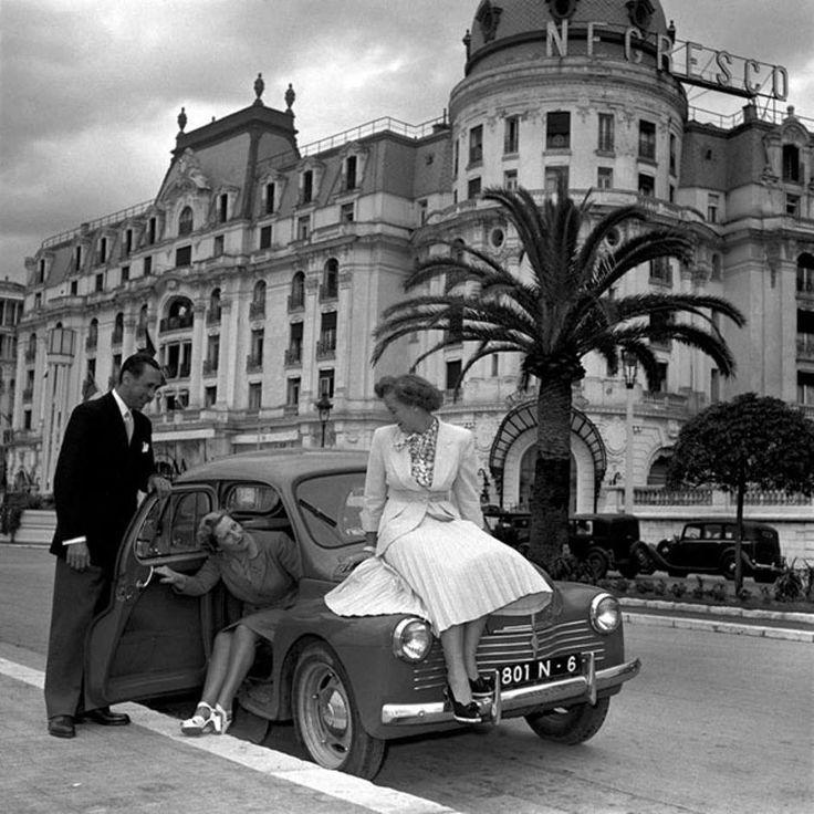 прощаем французская ривьера ретро фото торжественное
