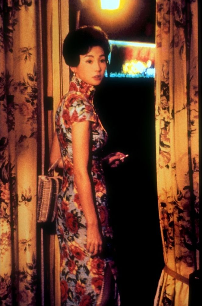 Wong Kar-Wai In the mood for love ( 2000 )