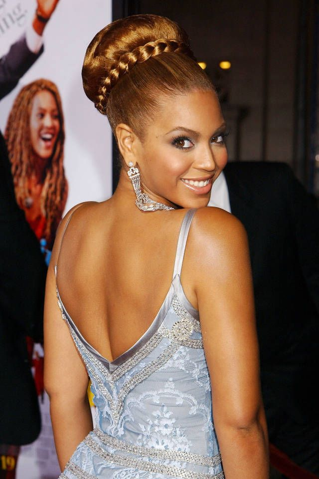 BAZAAR looks back at Queen Bey's most memorable hair moments.