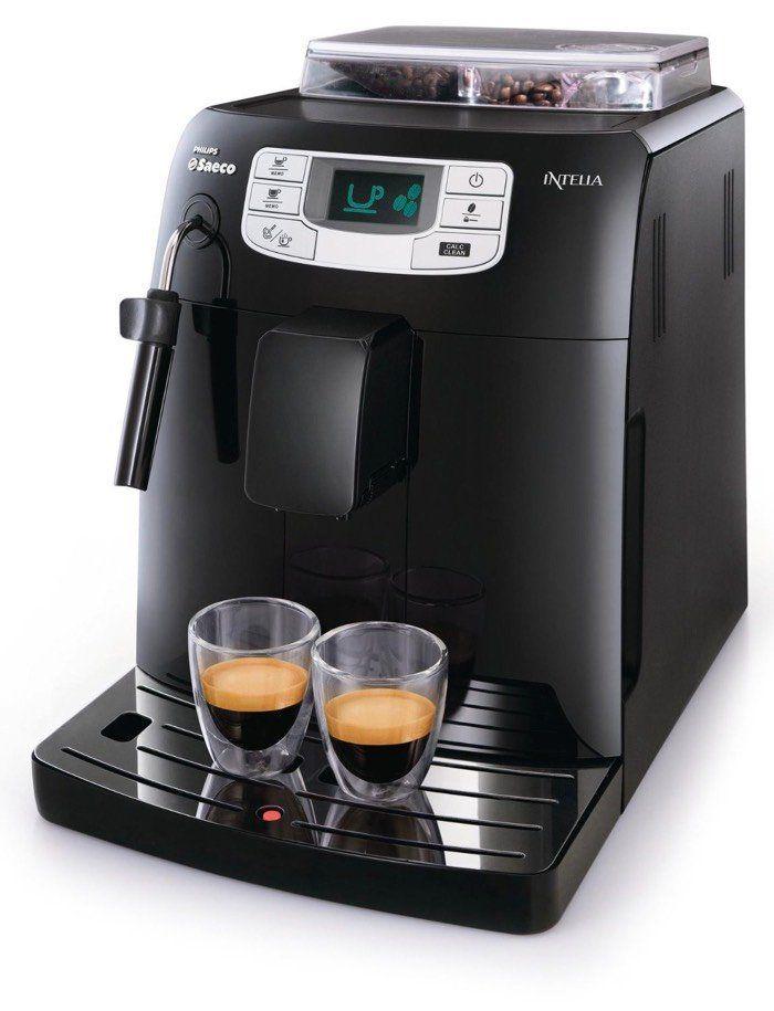 Las mejores cafeteras espresso automáticas de 2015: Saeco HD8751/11