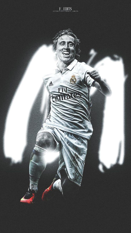 Luka Modric mobile wallpaper