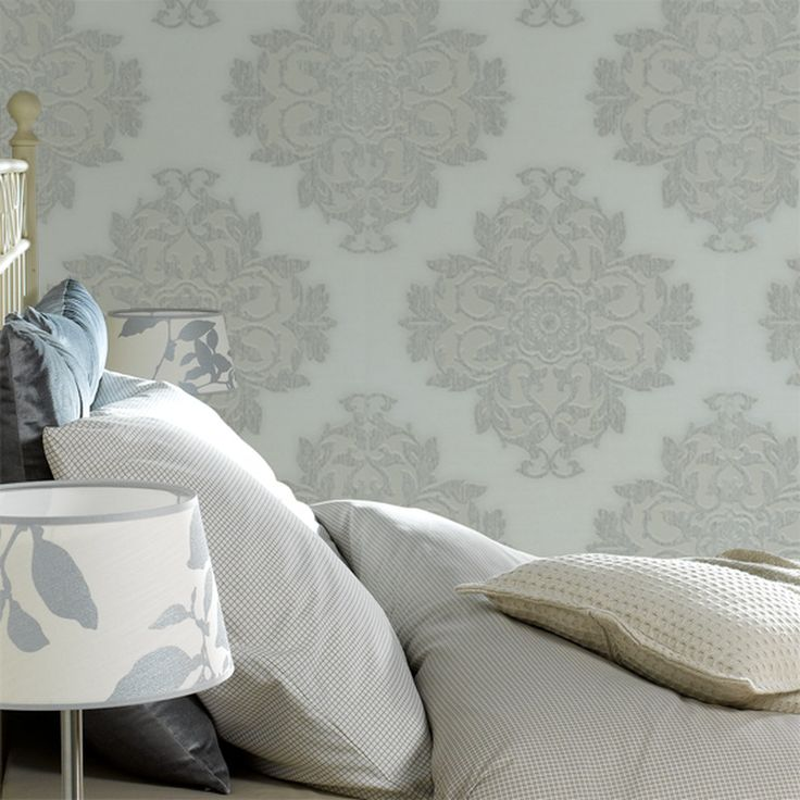 Rosace wallpaper Swedish home Pinterest Swedish house and Home