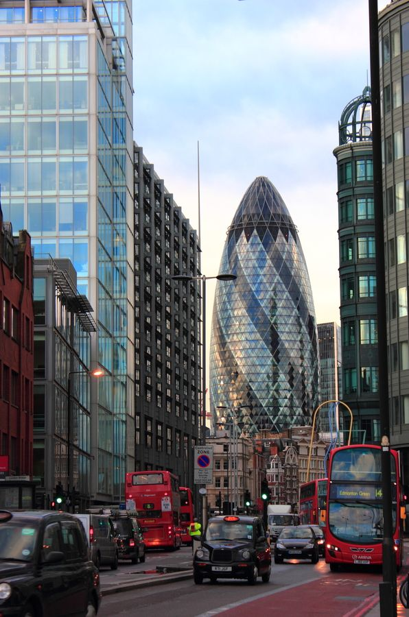 The congestion zone by Paula Connolly on 500px Edificio London, Greater London