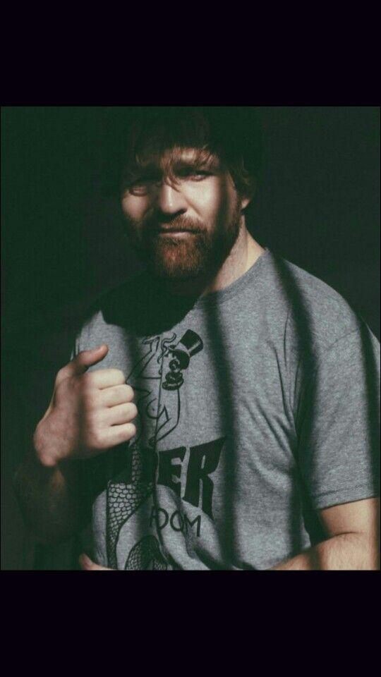 Dean Ambrose sesión de fotos