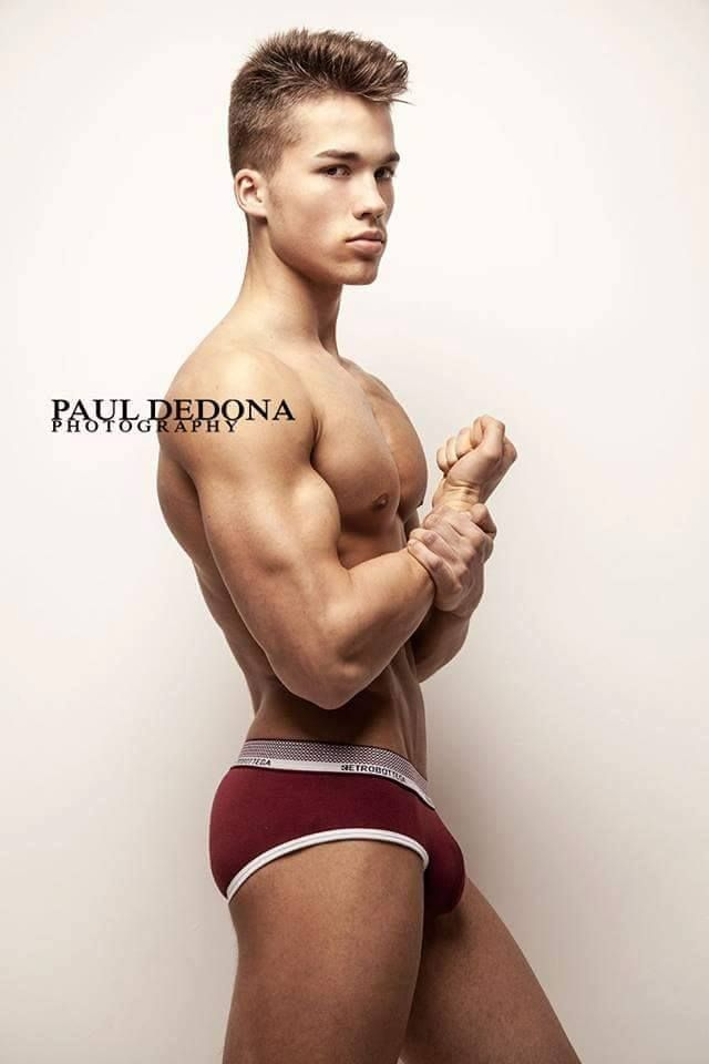 Justas Jes by Paul DeDona
