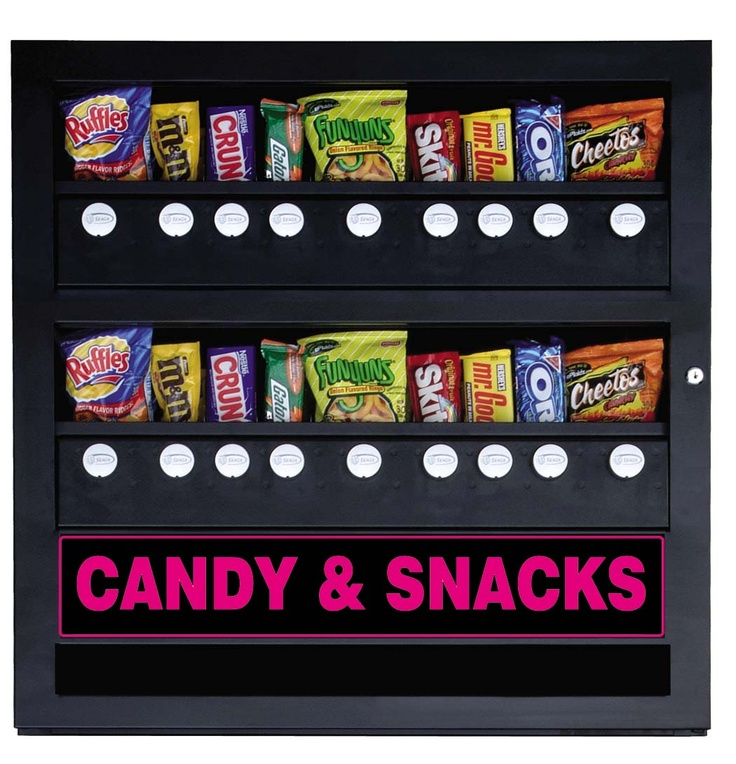 swot of snack vending machine Our healthy vending machine snacks include the most popular options from categories like fruits, seeds, nuts, jerky, crackers, cereal and granola bars.