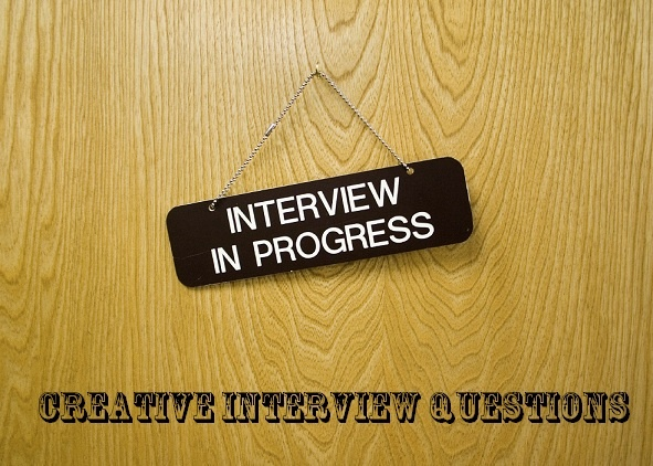A List Of Some Pretty Crazy And Thought Provoking Interview Questions  #creative #unique