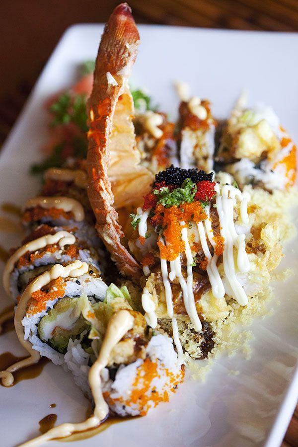 Cuisine | Ploy Thai Sushi Restaurant