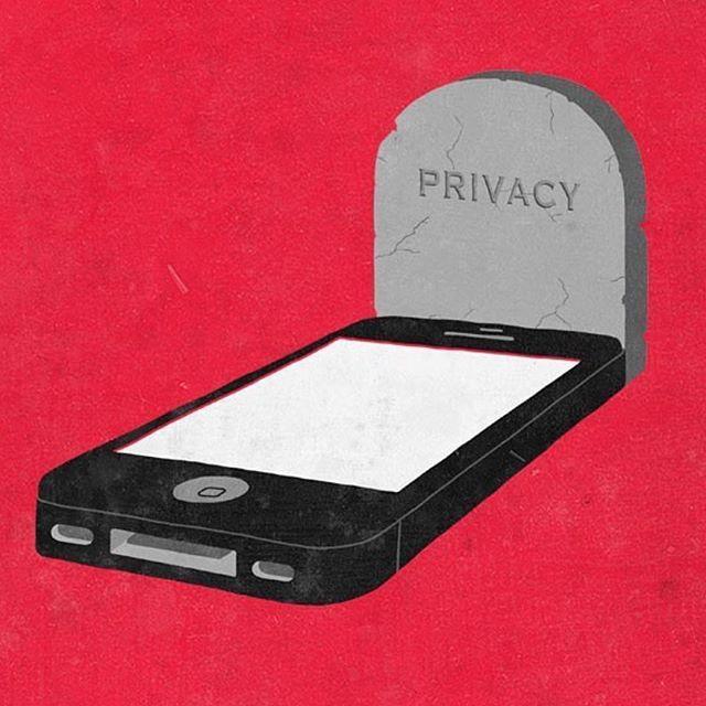 Tu vida privada ya no existe más