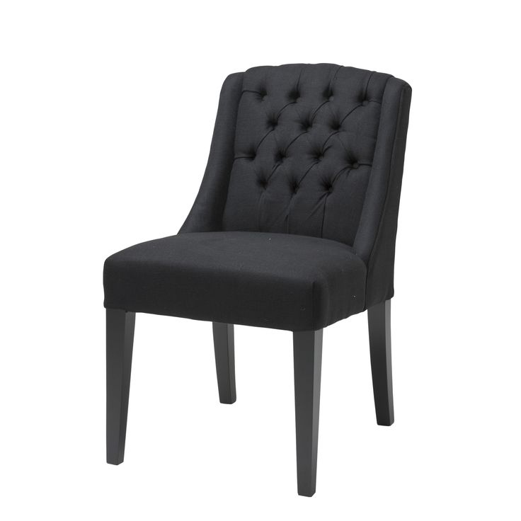 Black And White Dining Room Chairs: 25+ Best Ideas About Black Dining Chairs On Pinterest