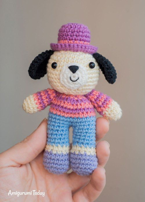 Mejores 553 imágenes de Free Amigurumi Crochet Patterns en Pinterest ...