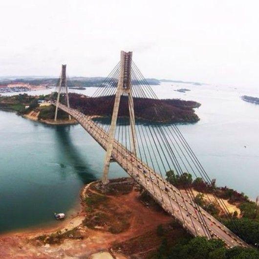 Jembatan Raja Haji Fisabilillah, Barelang BATAM