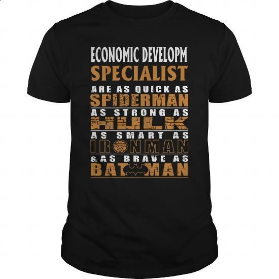 ECONOMIC DEVELOPMENT SPECIALIST - BATMAN - #business shirts #vintage tee shirts. BUY NOW => https://www.sunfrog.com/LifeStyle/ECONOMIC-DEVELOPMENT-SPECIALIST--BATMAN-Black-Guys.html?60505