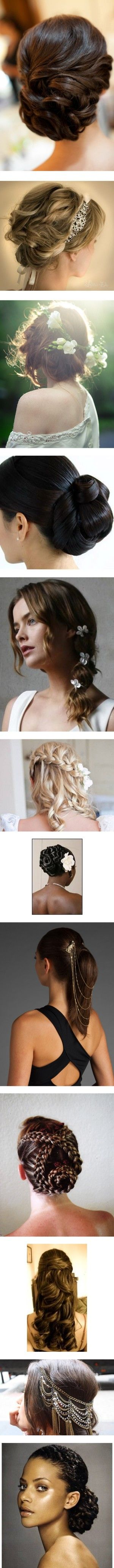 """""""goddess hair"""" by alysianfields ❤ liked on Polyvore"""