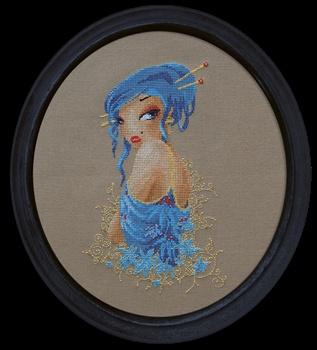 Official pattern of Misstigri paintings