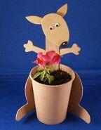 Kangaroo planter 2/2