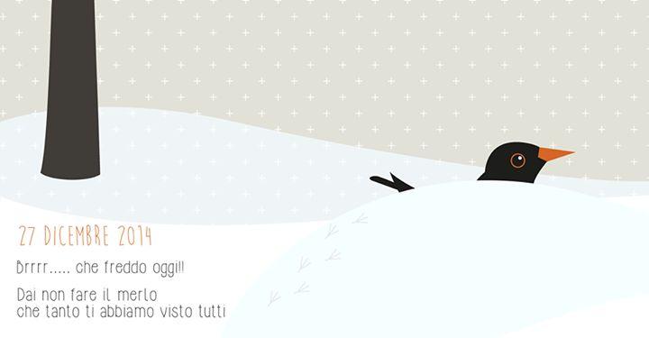Bird, Charlie, uccelli, graphic, illustrazioni, illustration, grafica, azzurro, verdeacqua, merlo, uccello, acero