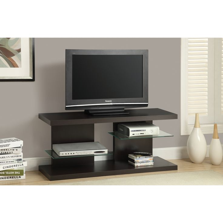 Monarch Cappuccino 48″ TV Console Stand   – Products