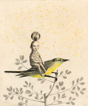 Joanna Concejo : L'Astronome / Treizième collection d'images, d'illustrations inédites. Printemps 2013