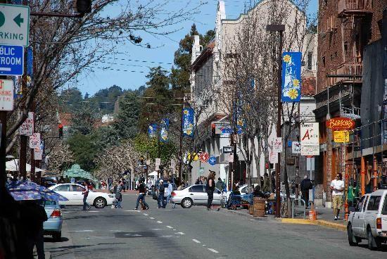 I love shopping on Telegraph Ave. in Berkeley, CA
