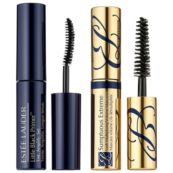 Estée Lauder Sumptous Mascara + Little Black Primer Mini Set online kaufen bei Douglas.de