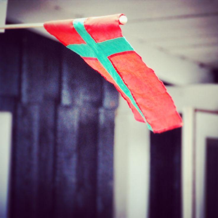 Bornholm Flagge #Flagge #Fahne #Bornholm
