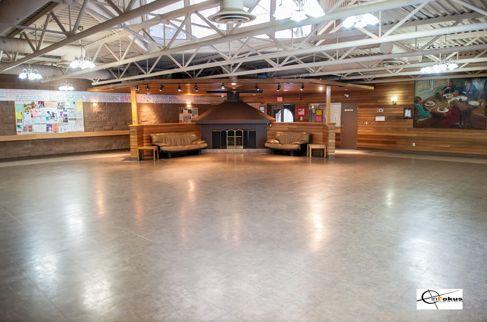 Calgary DIY Bride: Hillhurst Sunnyside Community Centre Wedding Venue: Hearth Room