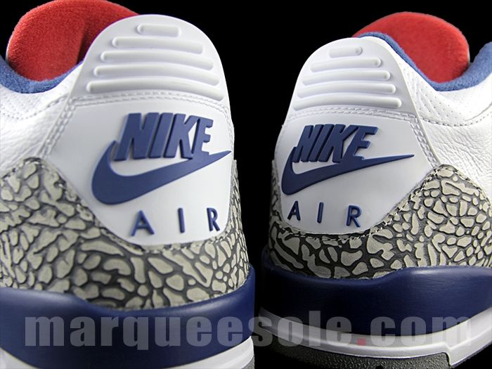 new style 70260 8862e New Look At The Air Jordan 3 True Blue For Black Friday ...