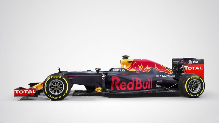 2016 Red Bull Racing RB12  http://www.wsupercars.com/formula-1-2016-red-bull-racing-rb12.php